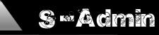 Logo S-admin
