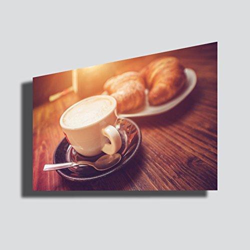 Quadro moderno XXL CAFFE\' caffè cappuccino ristorante ...